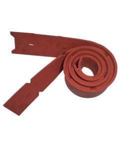 Tennant M20 скребки резина на балку Азбука Уборки