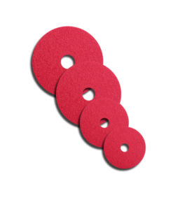 ПАД красный Азбука уборки