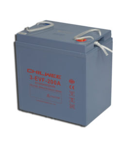 АКБ Chilwee3-EVF-200A Азбука Уборки