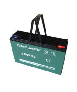 AKБ Chilwee 6-ЕVF-32 Азбука уборки