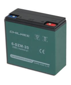 АКБ Chilwee 6-DZM-20 Азбука Уборки