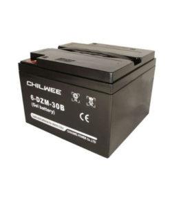 АКБ Chilwee 6-DZM-30B Азбука Уборки