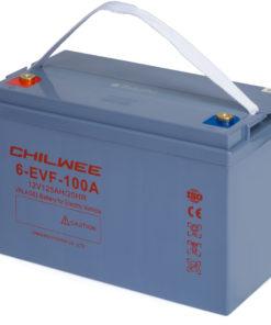 АКБ Chilwee 6-EVF-100A Азбука Уборки