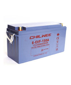 АКБ Chilwee 6-EVF-150A Азбука Уборки