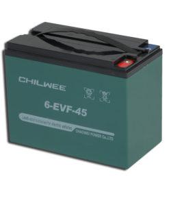 АКБ Chilwee 6-EVF-45 Азбука Уборки