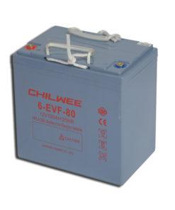 АКБ Chilwee 6-EVF-80 Азбука Уборки